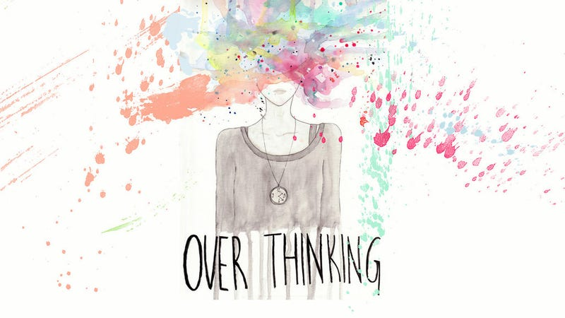 Illustration for article titled Overthinking It