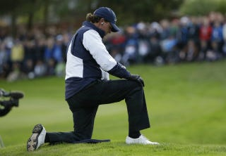 Illustration for article titled Phil Mickelson Benched At The Ryder Cup