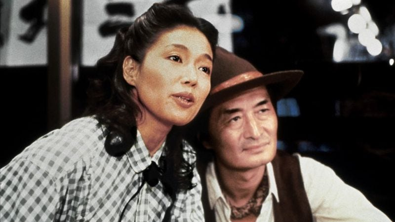 Illustration for article titled 1985's Tampopo kicked off the era of death threats for loud moviegoers
