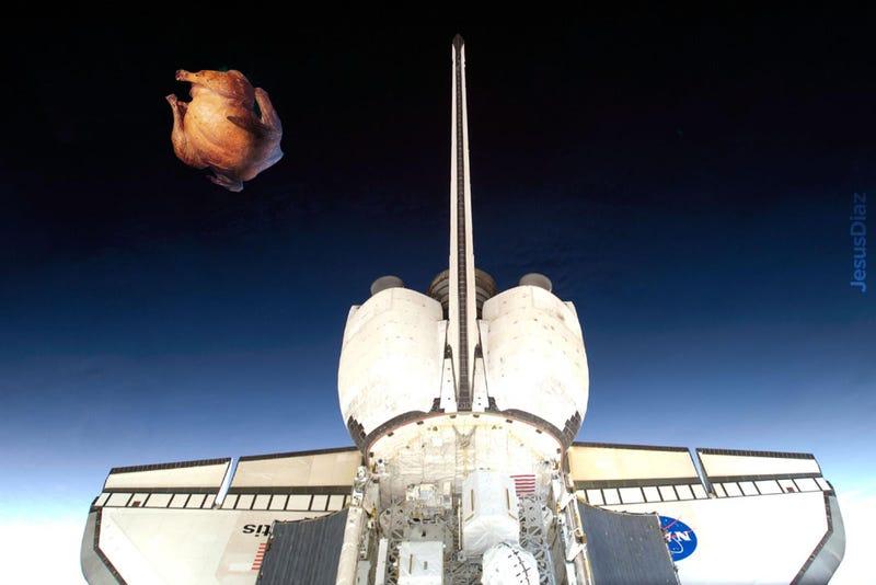 space shuttle atlantis dinner - photo #35