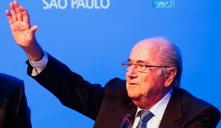 Illustration for article titled Report: Sepp Blatter Linked To Allegedly Corrupt $10 Million Payment