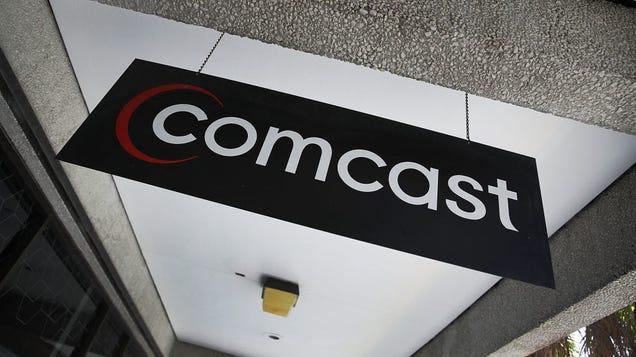 Comcast Blames Nationwide Outage on 'Fiber Cut'