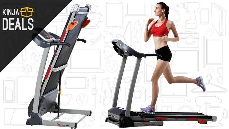 Illustration for article titled Run, Don't Walk Over to Amazon To Score This Treadmill For Under $300