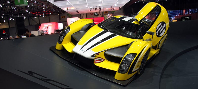 Illustration for article titled JimGlickenhaus's SCG 003 Is A Kit Car With $224,000 Tail Lights