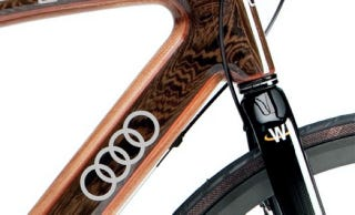 Illustration for article titled Audi Teams Up with Renovo to Produce Yet Another Jaw-Dropping Wooden Bicycle