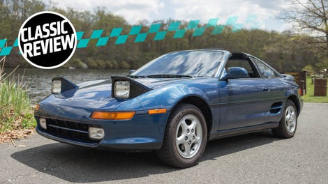 At $3,700, Could This 2001 Toyota MR2 Spyder Be Your Rough