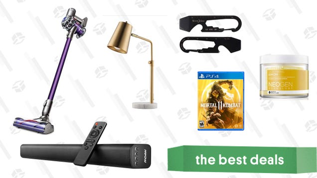 Friday s Best Deals: Jachs, Multi-Tools, Dyson, Sound Bars, and More