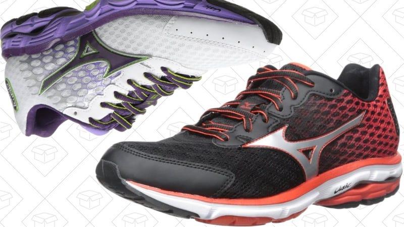 Mizuno Wave Legend 3 Running Shoes, $40