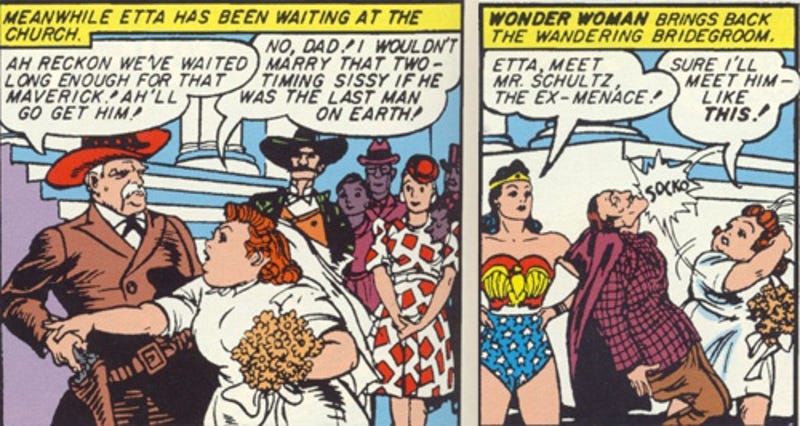 Image result for wonder woman etta candy concentration camp