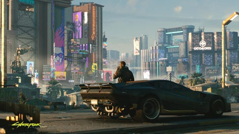 Cyberpunk 2077 Artist Says Controversial In-Game Image Is