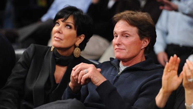 Illustration for article titled Kris Jenner is Mad About Bruce's Boob Job