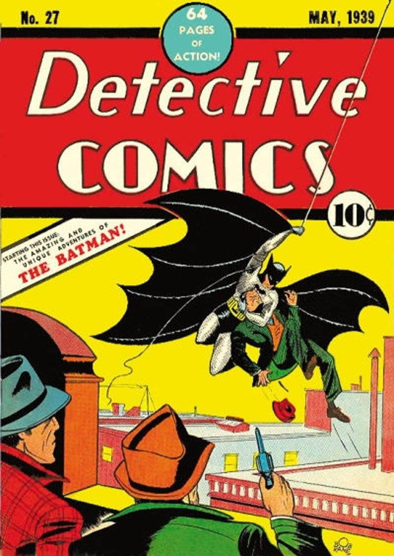 Fashion of the bat an extremely thorough examination of batman s - Fashion Of The Bat An Extremely Thorough Examination Of Batman S 32