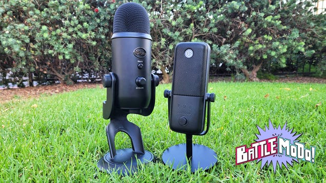 This Is the Best USB Microphone