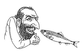 Illustration for article titled Tényleg okosabb leszel a haltól? Már megint a zsidók járnak jól