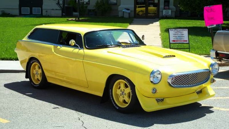 A Custom Volvo P1800ES For $24,000?