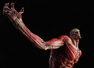 Illustration for article titled Oh Hey, It's a $675 Attack on Titan Statue