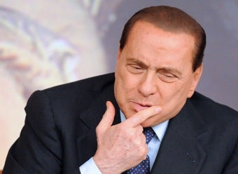 Illustration for article titled Berlusconi Urged To Apologize For Sexist Remarks • Catholic Bishops Weigh In On Health Care