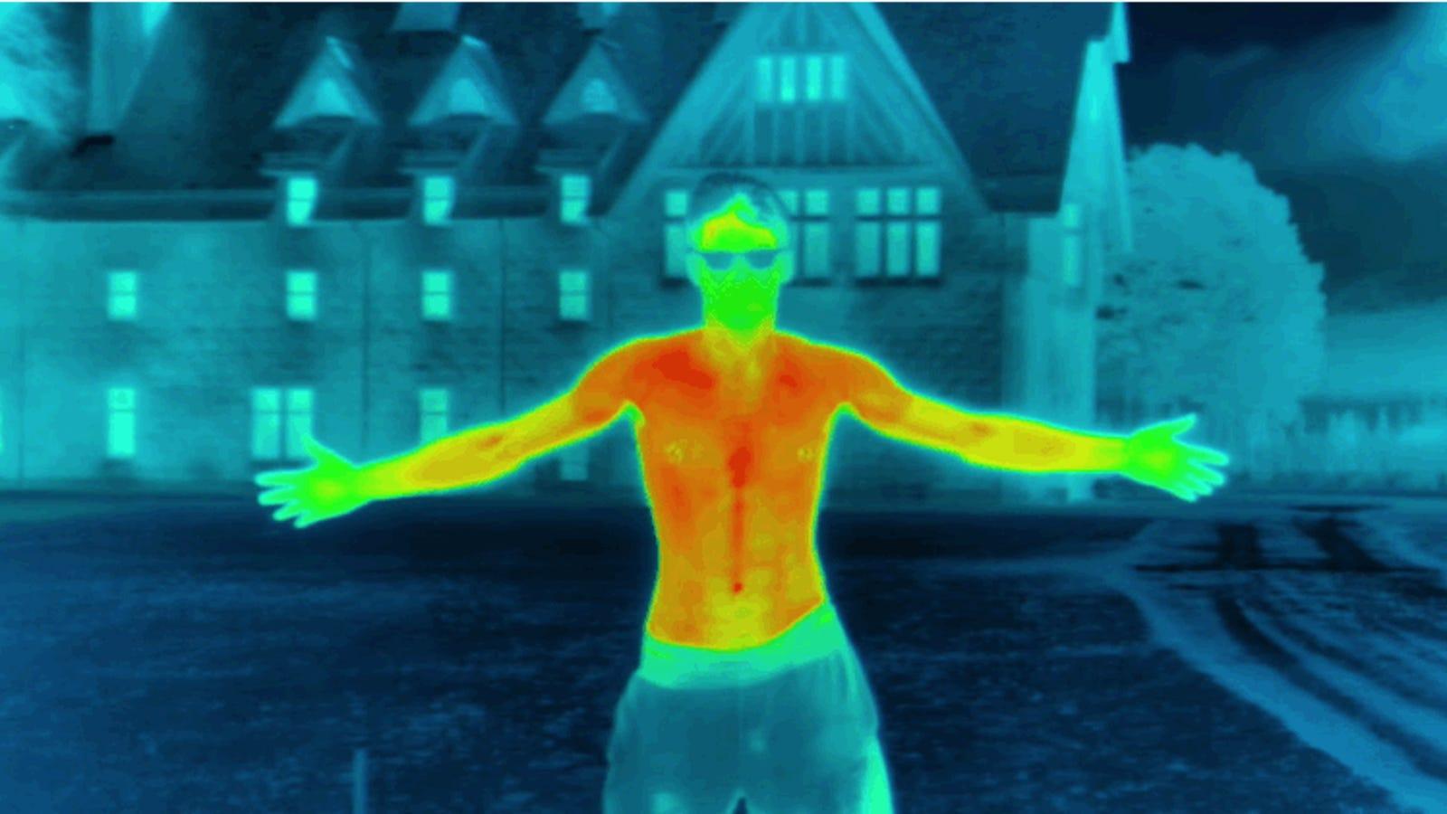 Qué ocurre cuando un ser humano queda expuesto a temperaturas bajo cero sin protección