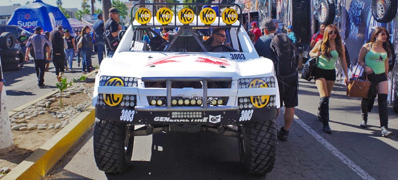 Illustration for article titled I'm Racing The Baja 1000 Today And Finally Realized I'm Terrified
