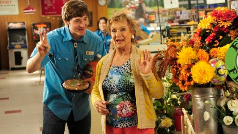 """Illustration for article titled Raising Hope: """"What Up, Cuz?"""""""