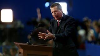 Gov. John Kasich (R-Ohio)Scott Olson/Getty Images