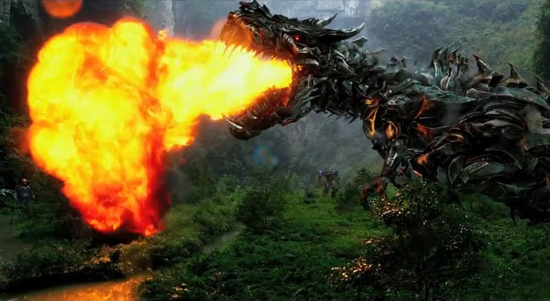 Illustration for article titled In Transformers 4, Michael Bay Urges You To Smash The Patriarchy