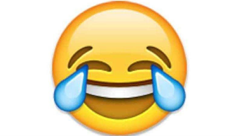 Illustration for article titled The Oxford English Dictionary's Word of the Year Is an Emoji
