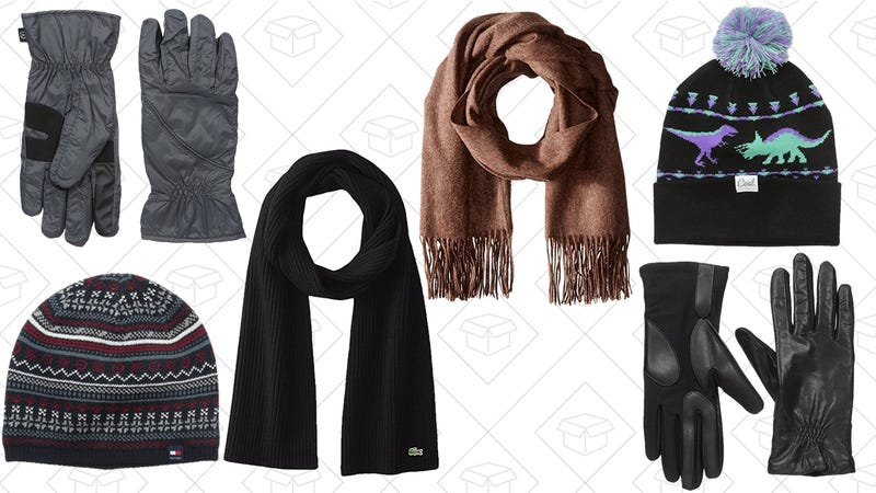 Up to 60% Off Cold-Weather Accessories