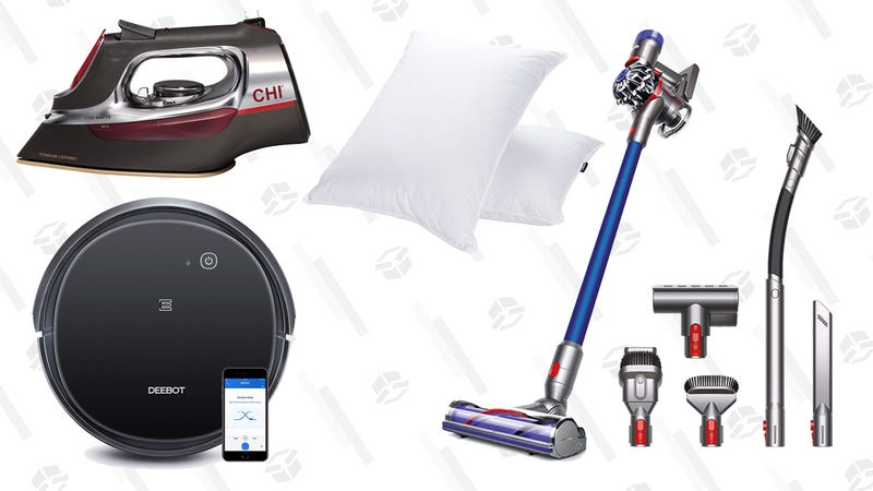 Illustration for article titled Have a Dirty House? Grab These Prime Day Deals On Cleaning Products.