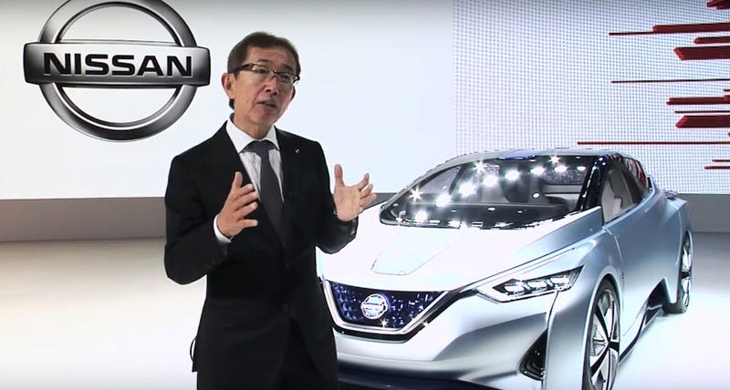 Illustration for article titled Ask Nissan Design Chief Shiro Nakamura Anything You Want