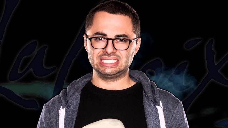 Illustration for article titled Comedy Fest update; win Joe Mande tickets