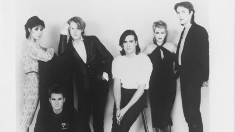 Photo: A&M Records 1982
