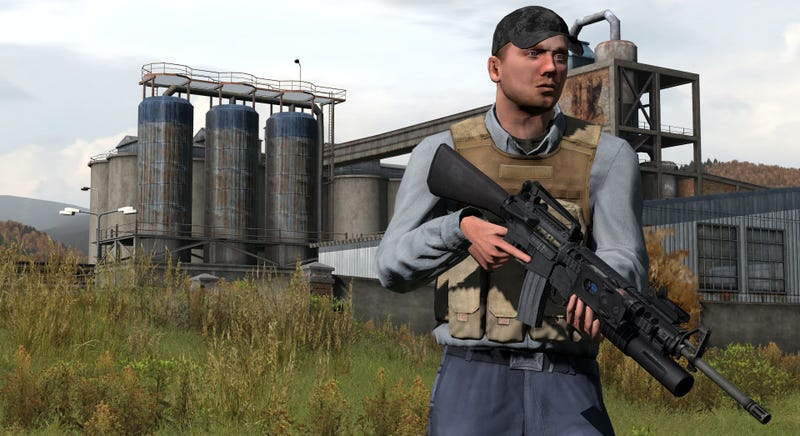 Illustration for article titled DayZ Creator: 'I Am Angry About The War Z'