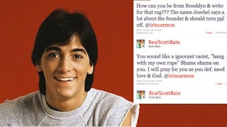 Illustration for article titled Scott Baio Just Turned 51... And I'm Out