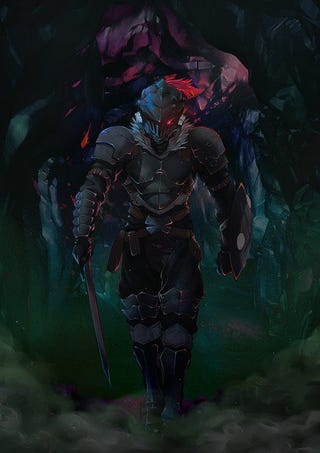Illustration for article titled The anime of Goblin Slayer gets announced
