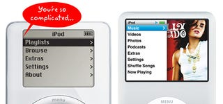 Illustration for article titled A Sad Fact: The iPod's Clickwheel Must Die