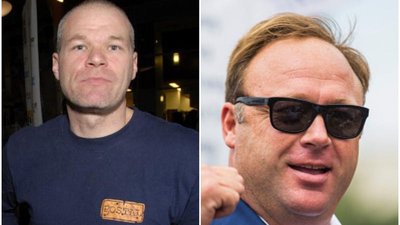 Illustration for article titled Angry old man Uwe Boll challenges angrier old man Alex Jones to a fight