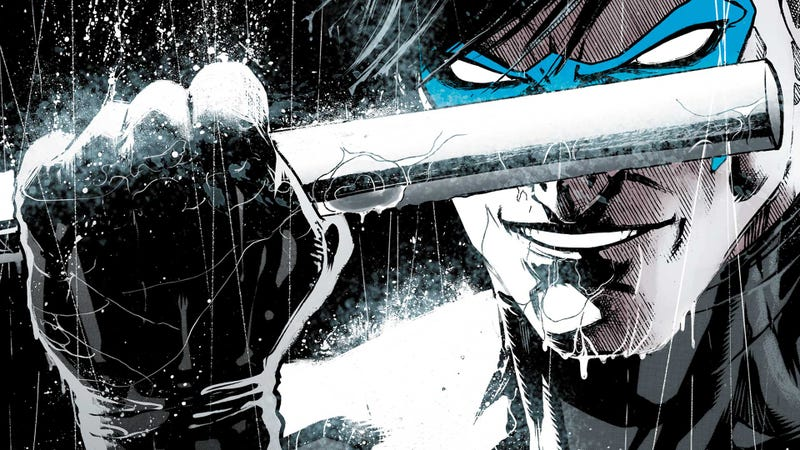 'Titans' May Not Have Dick Grayson Be Nightwing At First