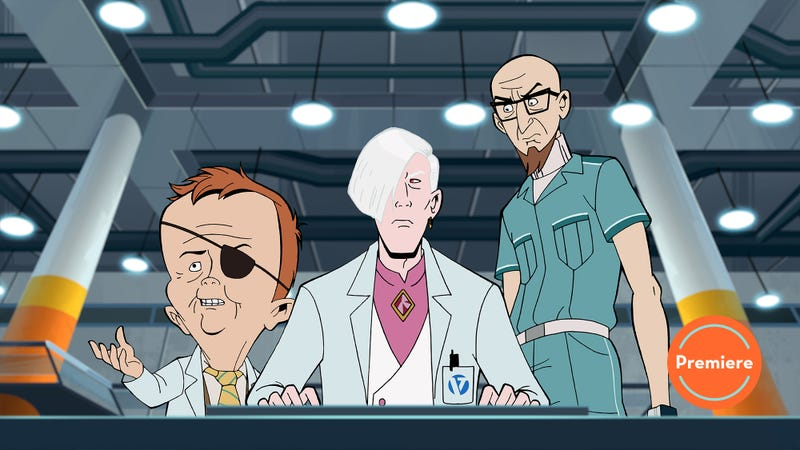 "Illustration for article titled The Venture Bros. returns with a ""Problem"""