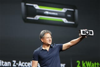 Illustration for article titled Nvidia Debuts The GTX Titan Z, A $3,000 Video Card For Maniacs