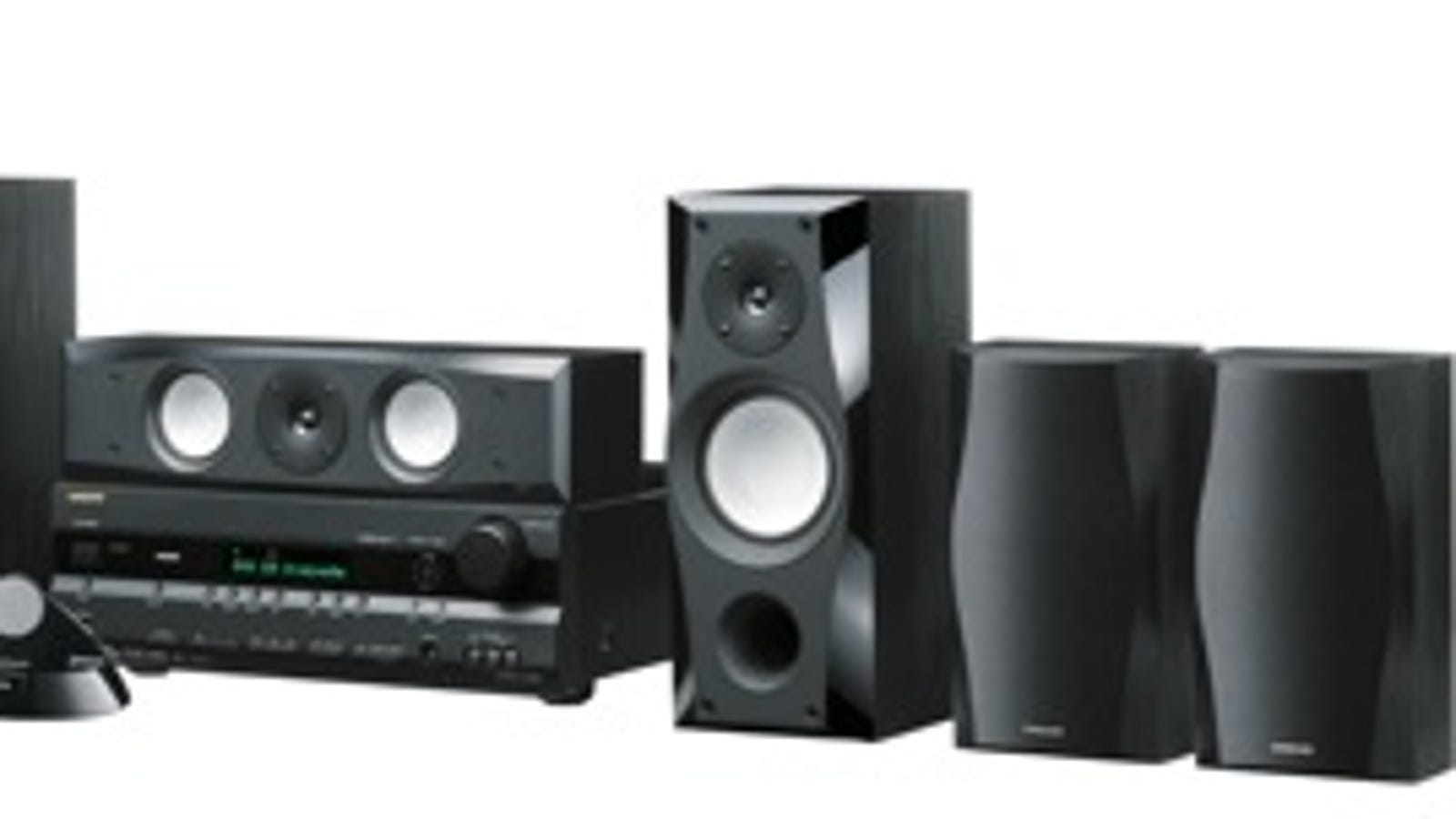 Onkyo HT-S5100 Home Theater in a Box: 7.1 Surround and Acoustic Room  Calibration For $579