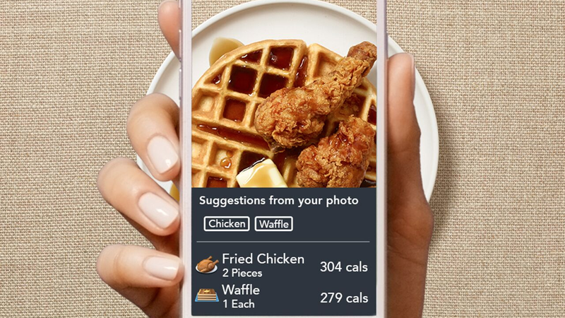 Illustration for article titled Lose It! Now Tracks Your Diet by Snapping Photos of Your Food