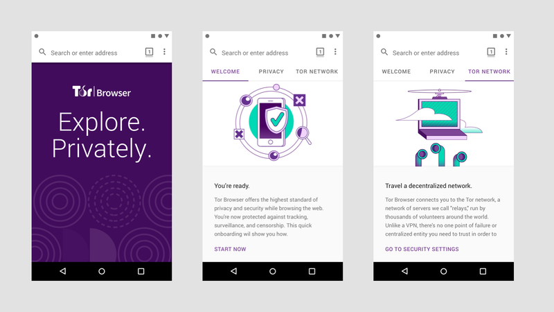 Illustration for article titled Anonymize Your Android Browsing with Tor's New App