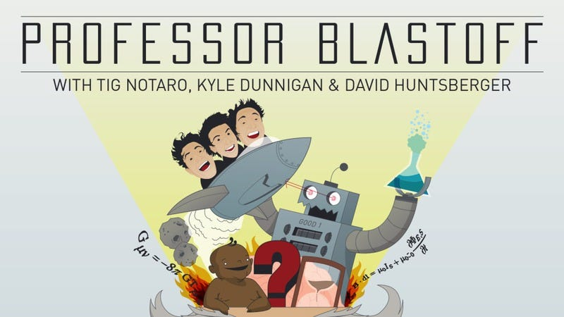 Illustration for article titled Professor Blastoff packs it up after a long stretch of success
