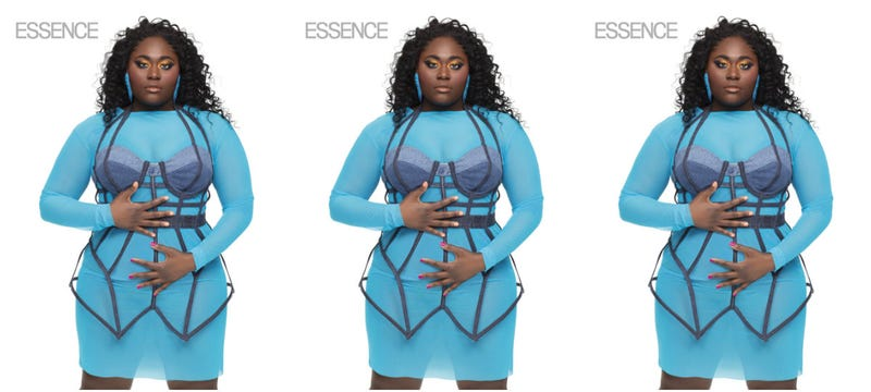 Illustration for article titled In Living Color: Danielle Brooks Brightens Up Essence Magazine