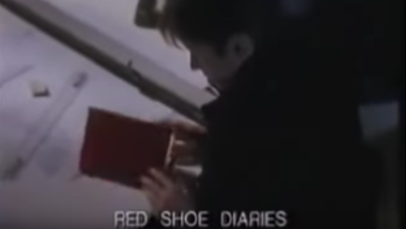 Illustration for article titled Read this oral history of Red Shoe Diaries, but only after your parents go to sleep