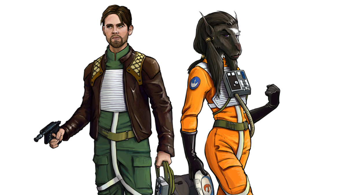 The 50 Best X-Wing Pilots, Ranked