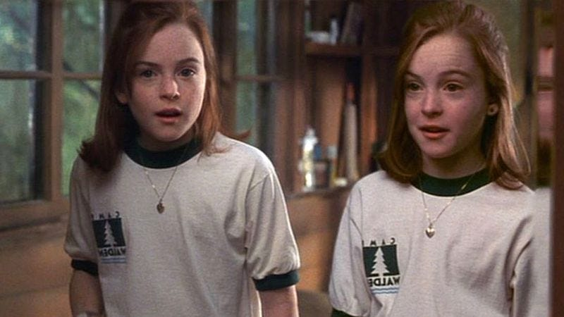 Illustration for article titled 'Parent Trap' Producers Recall Euthanizing Lindsay Lohan Clone After Completing Filming