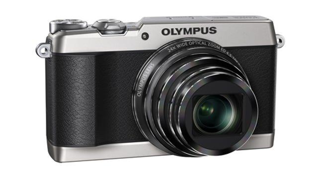 Olympus sh 1 una c mara compacta con estabilizador de for Estabilizador de camara