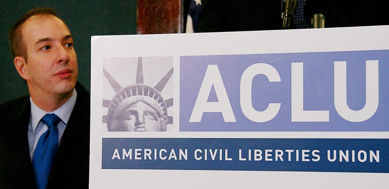 Anthony D. Romero, executive director of the American Civil Liberties Union  (Karen Bleier/AFP/Getty Images)